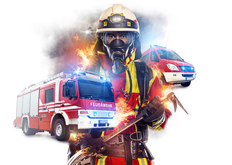 Firefighter composing