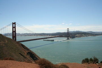 Golden Gate Bridge / San Francisco