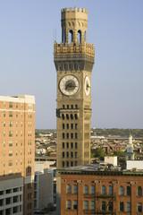 Bromo-Seltzer Clock Tower, Baltimore, Maryland