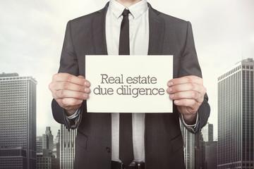 Real estate investor on paper