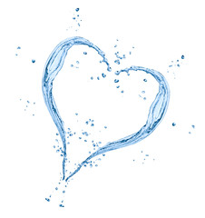 water splash liquid