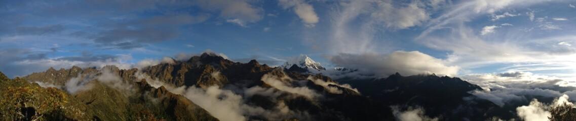 Unidentified Mountain near Machu Piccu, Peru
