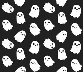 Cute ghost pattern