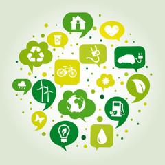 Eco Icons, App