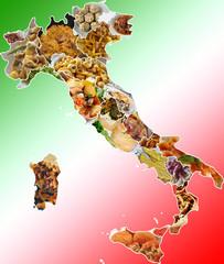 Cerca immagini cartina geografica for Roma piatti tipici