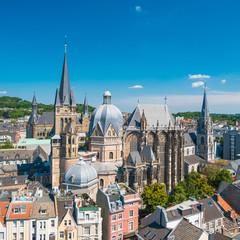 Aachen, Aix-La-Chapelle, Aken