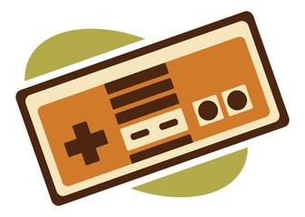 Fototapeta Gamepad icon