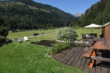 Cerca immagini giardino di montagna - Giardini di montagna ...