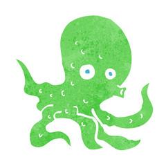 cartoon octopus