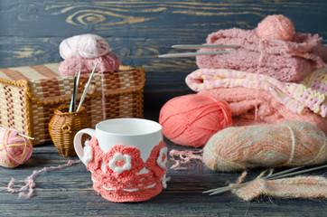 Yarn and craft items