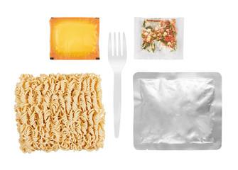 Instant noodles set