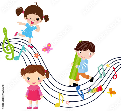 music and children Download for free over 50 free songs for children the dream english songs are sung by chidren in over 50 countries free color song, abc song, numbers song and more.