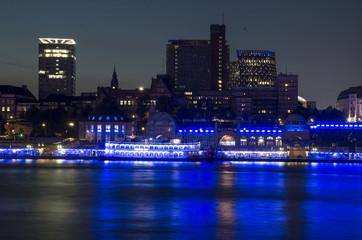 Hamburg, Hafen, Schiffe, Fernweh und Urlaub