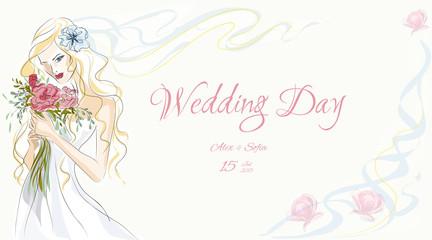 Wedding Day invitation