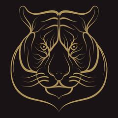 Tiger vintage