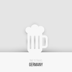 Creative design inspiration or ideas for Germany.