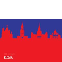Creative design inspiration or ideas for Russia.
