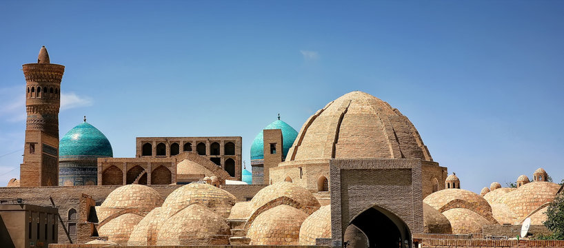 Historic center of Bukhara, Uzbekistan (UNESCO World Heritage)