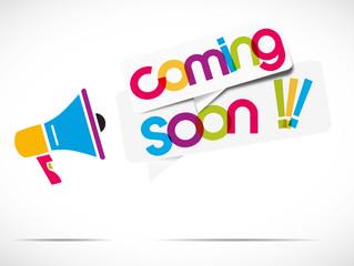 megaphone : coming soon