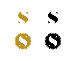 S Letter Logo Icon