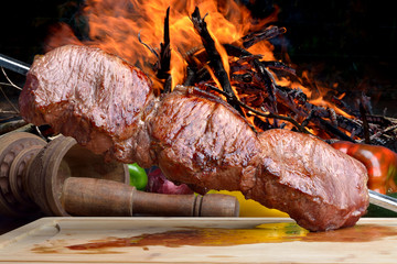 Meat - Brazilian Barbecue