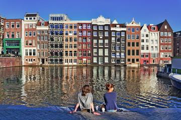 Poster Amsterdam Amsterdam