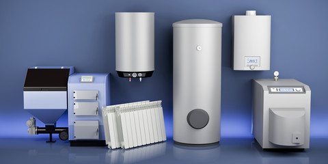 Heating system collection 2