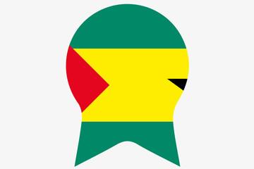 _Flags(Base)2 Sao Tome E Principe