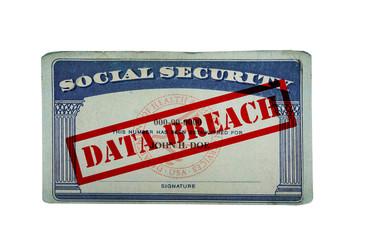 Data breach ID card