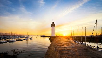 Port Haliguen, Quiberon, Bretagne