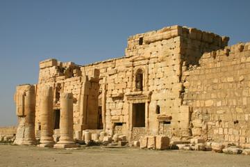 Baal Tempel, Palmyra, Syria