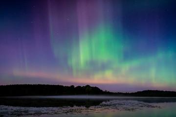 Northern Lights, Aurora BorealisN