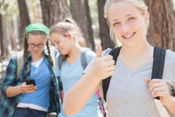 Girlfriends going Back to School