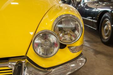 Headlights vintage