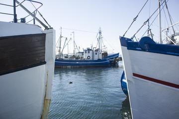 Fehmarn-Fischereihafen Burgstaaken