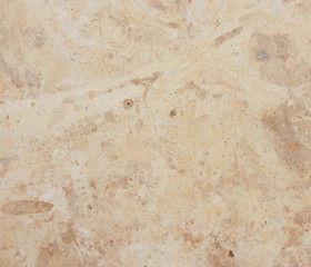 Yellow marble, background with natural pattern, texture.