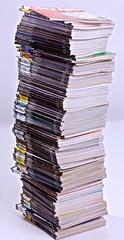 Collezione di riviste