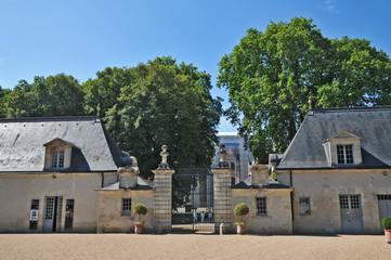 Castello di Azay le Rideau - Loira, Francia