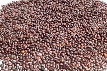 coffee bean background idea  concept