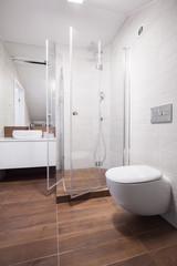 New design bathroom interior