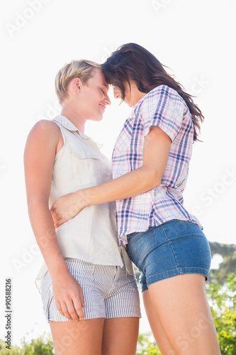 Lesbians Giving Each Other Head