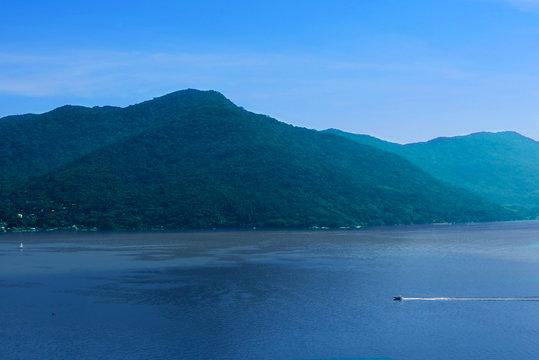 Lagoa da Conceição em Florianópolis - Santa Catarina - Brasil
