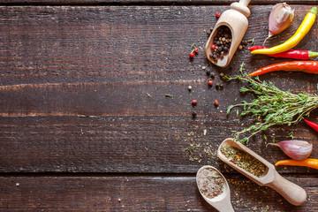 In de dag Kruiden spices and herbs
