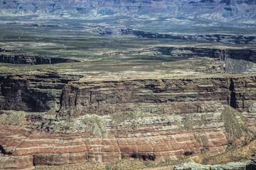 Aerial Photo, Lake Powell, Utah and Arizona