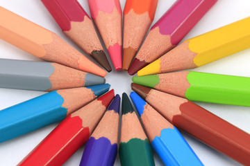 crayons , colors , crayons , draw, multicolors