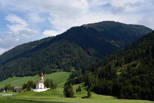 Alpendorf Idylle