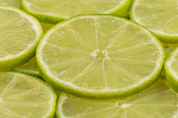 Lime fruit