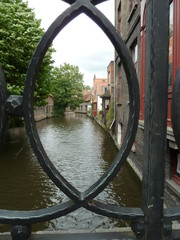 Bruges canaux