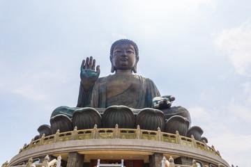 Tian Tan Buddha Statue Lantau Island