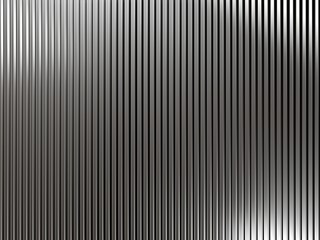 White metal background with striped texture